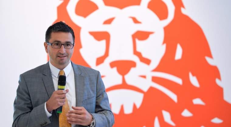 Michal Szczurek, CEO al ING Bank, jucator care a reusit sa atraga 11% dintre salariile romanilor incasate pe carduri: Economia nu a ajuns inca in punctul de supraincalzire!