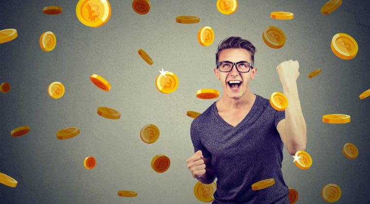 Bitcoin bate noi recorduri: Cu cat a ajuns sa se tranzactioneze moneda digitala pe marile platforme