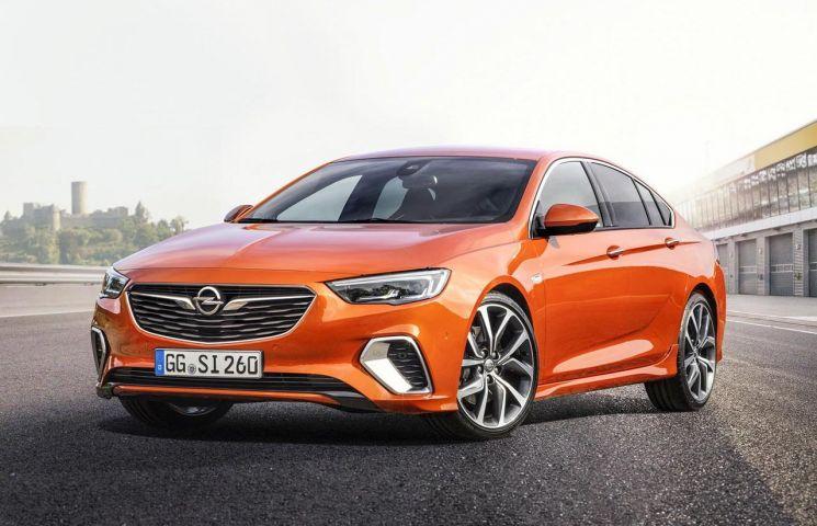 Opel anunta preturile pentru Insignia GSi! Afla cat costa noul model sport!