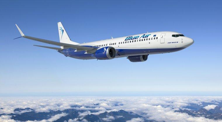 Turism - Blue Air lanseaza trei zboruri noi in 2018
