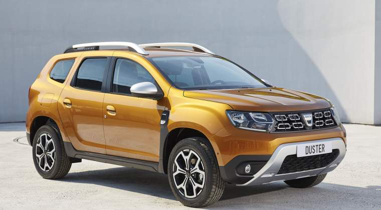 Vanzari record pentru Dacia in Franta: 119.357 de autoturisme si utilitare vandute anul trecut