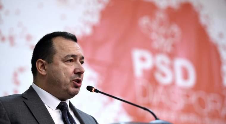 """Deputatul """"mitraliera"""" cere PSD retragerea sprijinului politic pentru Tudose-Ciolacu"""