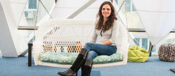 Adina Nechitean, Head of e-Commerce Solutions Zitec: