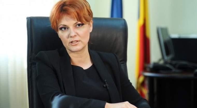 Ministrul Muncii: 3% dintre bugetari vor avea salariile taiate de la 1 ianuarie