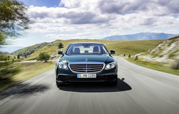 Vanzari premium in ianuarie 2018: Mercedes domina autoritar, Audi invinge BMW pentru numai 700 de unitati