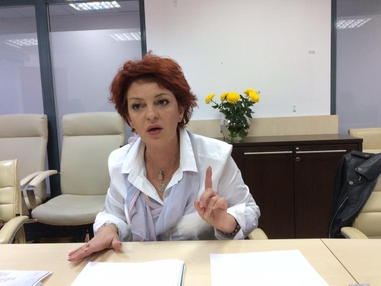 Elena Patrascu si-a dat demisia din functia de director general Posta Romana