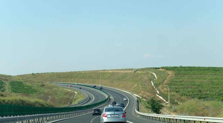 Autostrada A1 Sibiu-Pitesti, ar urma sa coste 2,5 miliarde de euro sis a fie gata in 6 ani