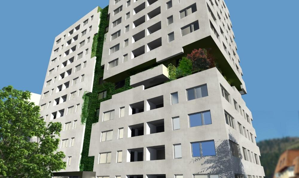 Wallberg Properties da startul celei de-a doua faze de constructie din proiectul Sunnyville Residence din Brasov