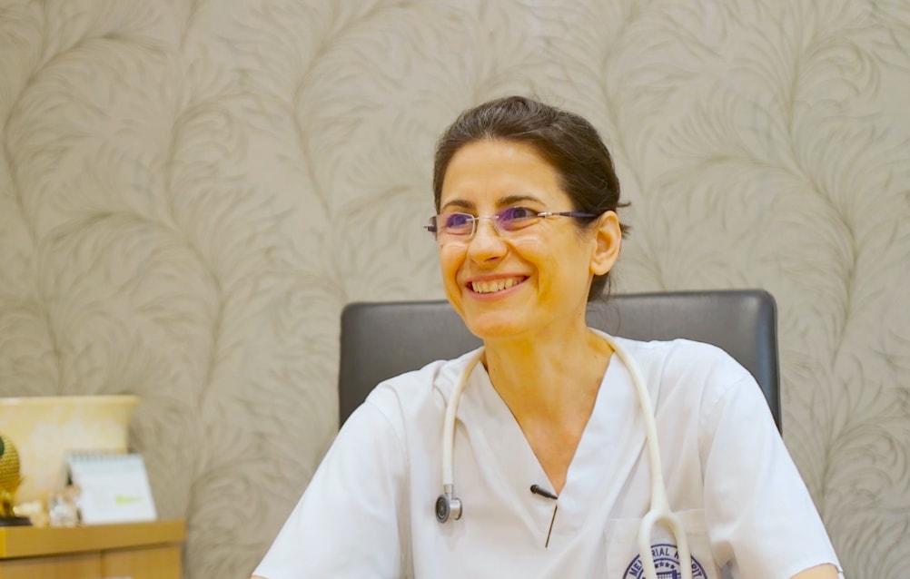 [VIDEO] Povestea dr. Irina Cuzino, MedLife, care a intrat in lumea medicala pentru a ajuta nou-nascutii