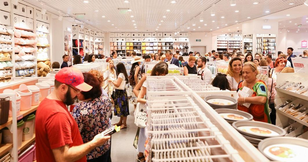 Miniso inaugureaza primul magazin din Romania retail