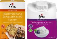 Kaufland lanseaza K-free, o marca proprie de produse fara gluten sau fara lactoza