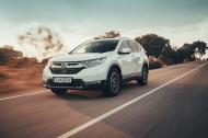 Honda aduce in gama anul acesta un model hibrid, SUV-ul CR-V Hybrid
