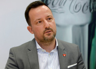 Schimbari in echipa Coca-Cola HBC Romania: Dan Timotin, Country Sales Manager, preia pozitia de General Manager al operatiunilor Coca-Cola HBC FYROM
