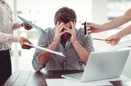 Stresul, principala provocare pentru companiile din Romania