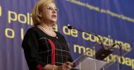 Corina Cretu: Rata de absorbtie a fondurilor europene, de 28%, cu tot cu agricultura