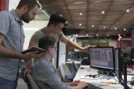 Judetul Cluj ofera cele mai mari salarii din provincie in industria IT, cu peste 2.500 de euro salariu mediu