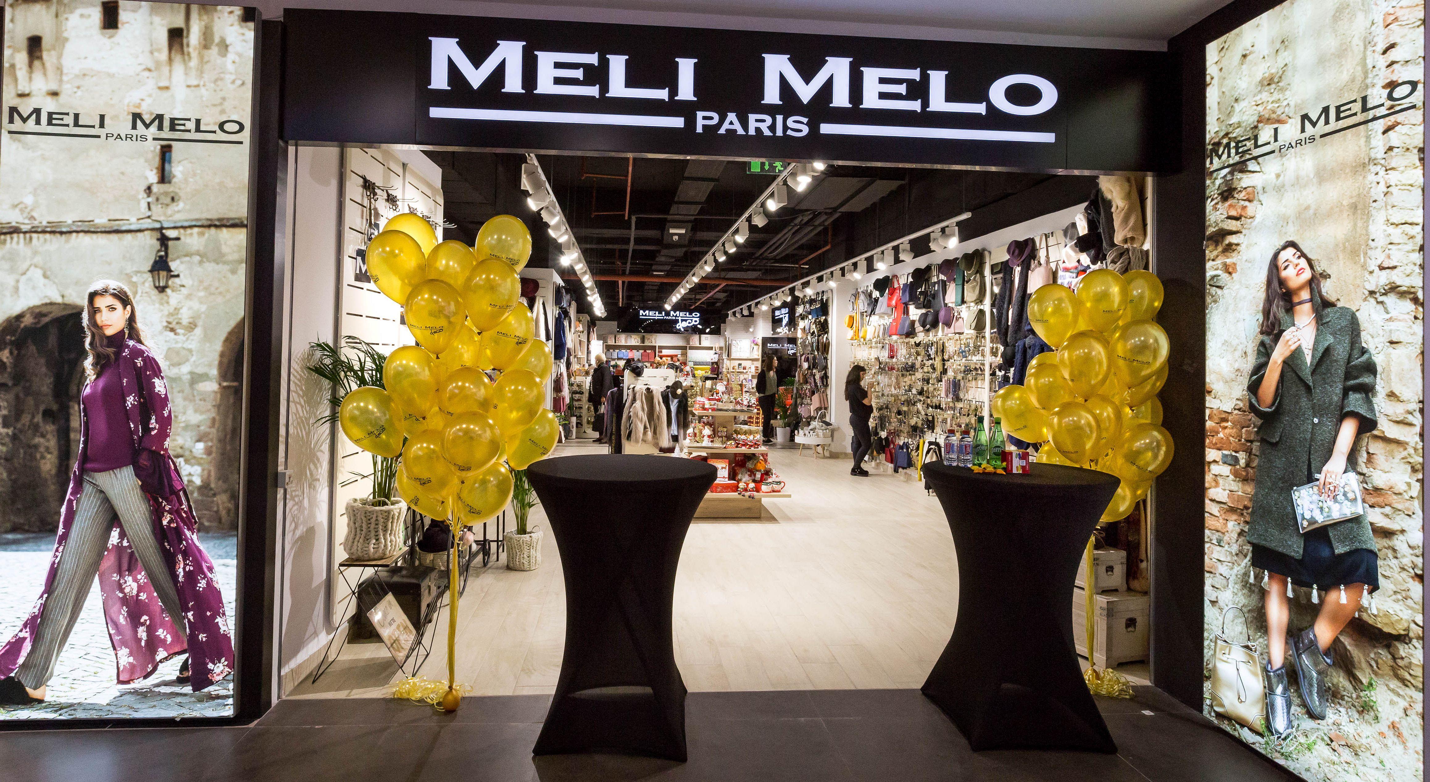 Meli Melo lanseaza programul de francizare si tinteste franciza in 9 orase pana in 2022
