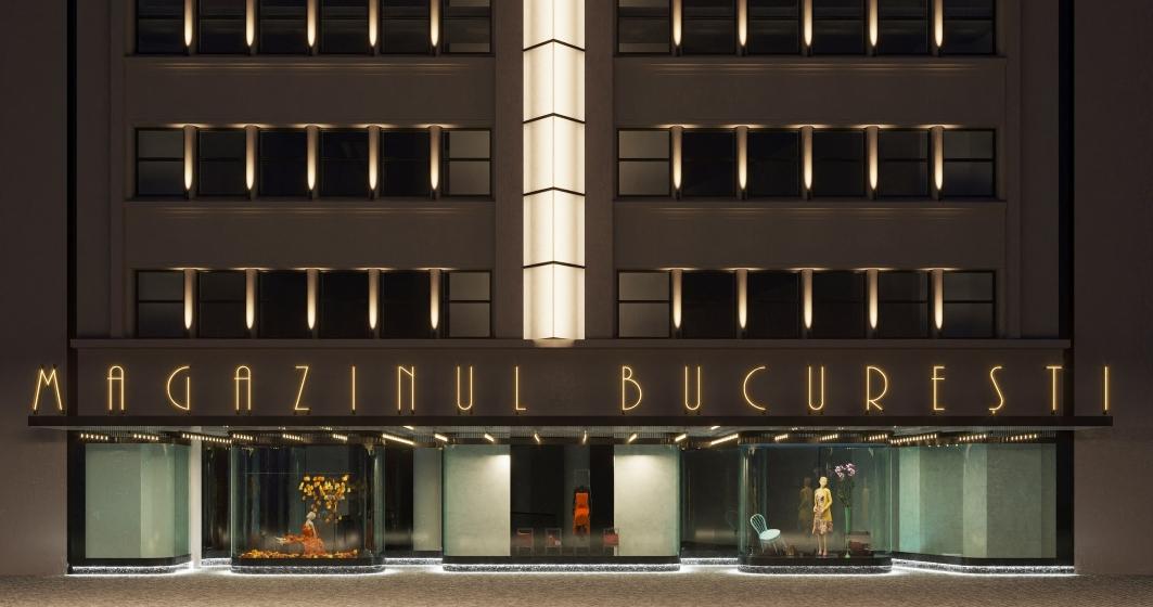 Colliers: Magazinul Bucuresti din centrul Capitalei va fi livrat integral la finalul lui 2019