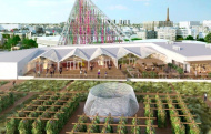 Cum fac francezii agricultura: deschid cea mai mare gradina urbana de legume si fructe, in centrul Parisului