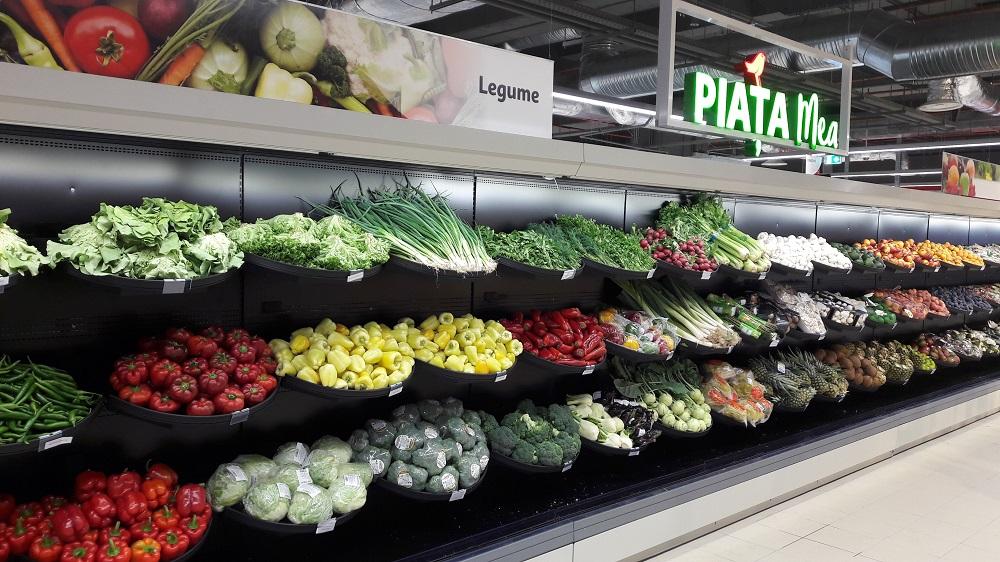 FOTO Auchan Romania a deschis Auchan Liberty, cel mai mare supermarket din Romania