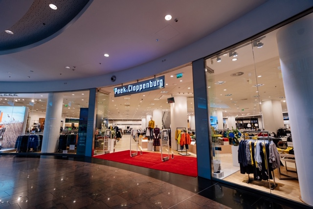 Peek & Cloppenburg redeschide magazinul din Baneasa Shopping City. Cu ce vine nou