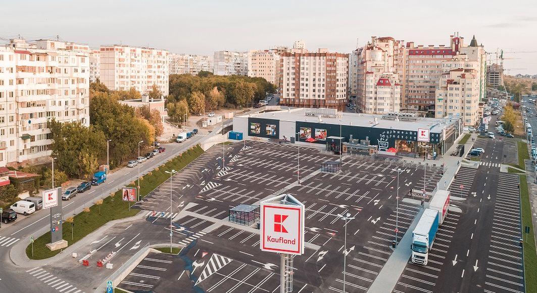 Kaufland deschide primele doua magazine in Republica Moldova