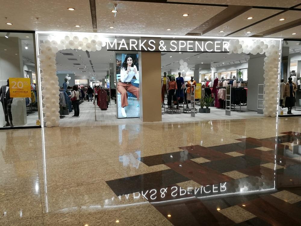 Marks & Spencer a deschis primul magazin din Timisoara, in Iulius Town
