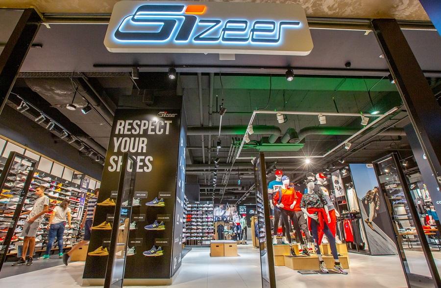 Sizeer a intrat in premiera in vestul si nordul tarii, cu doua magazine inaugurate in reteaua Iulius, la Timisoara si Suceava