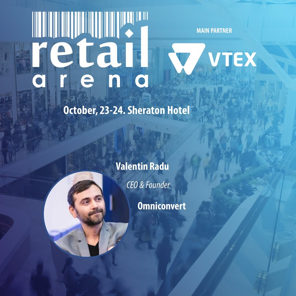 Radu, Omniconvert: Foarte putini retaileri sunt cu adevarat centrati pe client