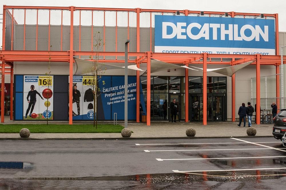Decathlon deschide primul magazin din zona de Nord-Vest a tarii