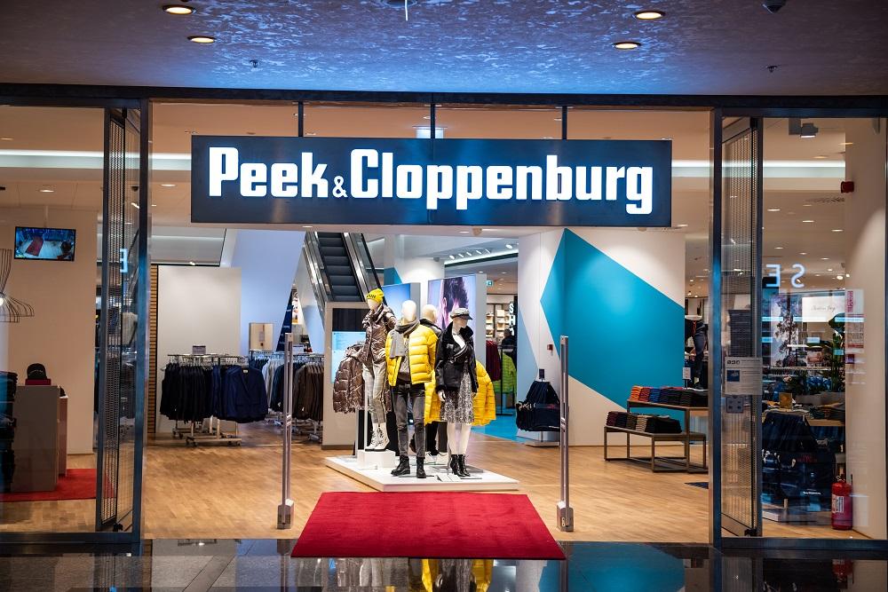 Adidas Peek Cloppenburg Norstone Esse Vinyl Versace Tenisice Plava