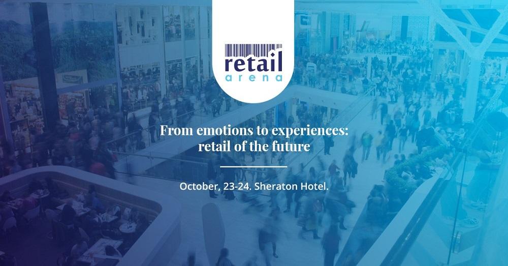 O saptamana pana la retailArena 2019, evenimentul anului in retail! Programul complet, speakerii si noutatile acestei editii
