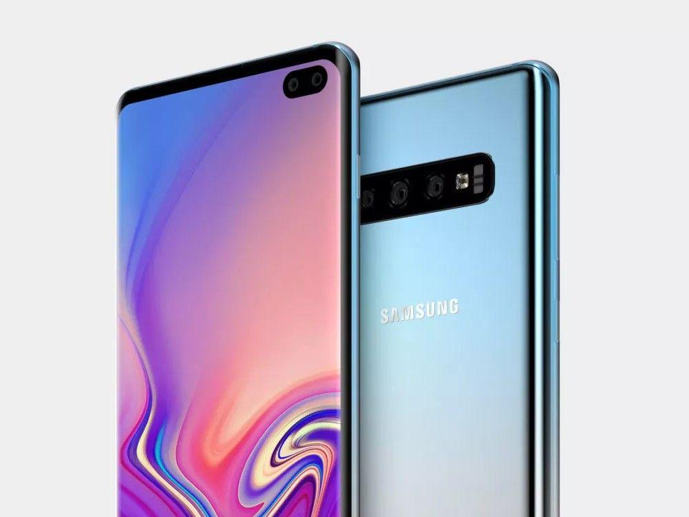 Probleme pentru Samsung: Galaxy S10 poate fi deblocat cu orice amprenta