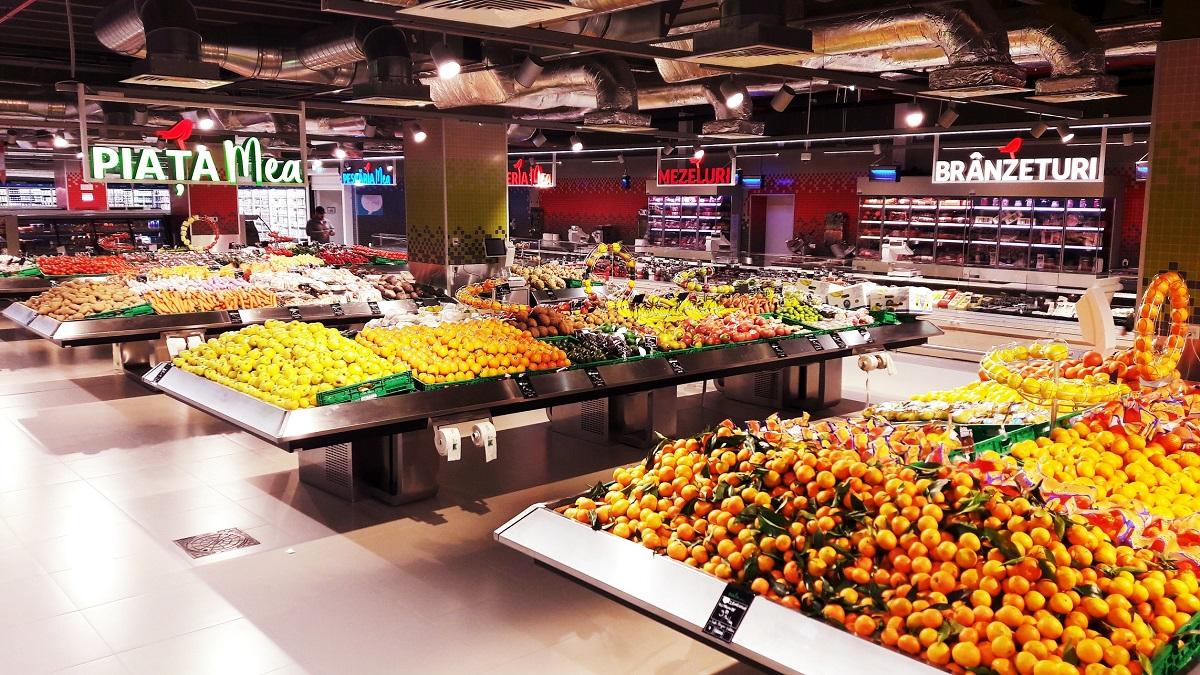 Auchan Retail Romania deschide supermarketul Auchan Obor din Bucuresti
