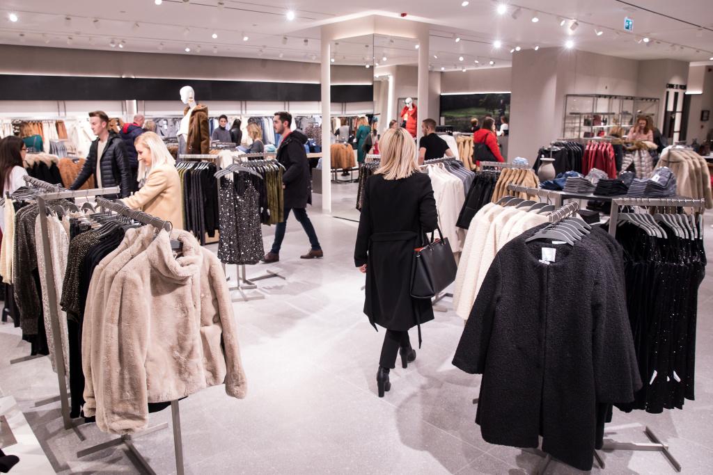 Mango a deschis primul magazin in regiunea nord-est a Romaniei in ansamblul Palas Iasi