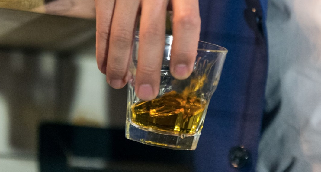 Consumul de whisky a crescut cu 11% in primele opt luni ale anului