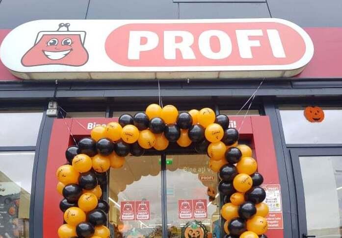 Programul Profi de sarbatori: magazinele vor fi inchise de Craciun si Anul Nou