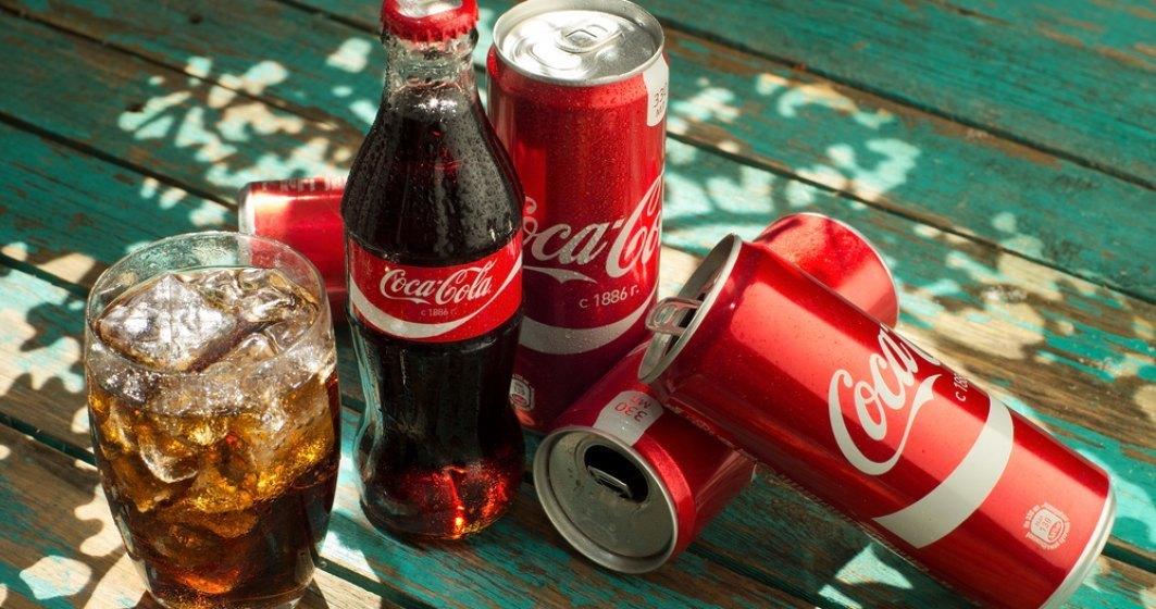 Coca-Cola HBC Romania, vanzari mai mari cu 5,6% in 2019. Profitul la nivel global a crescut datorita pietelor precum Romania