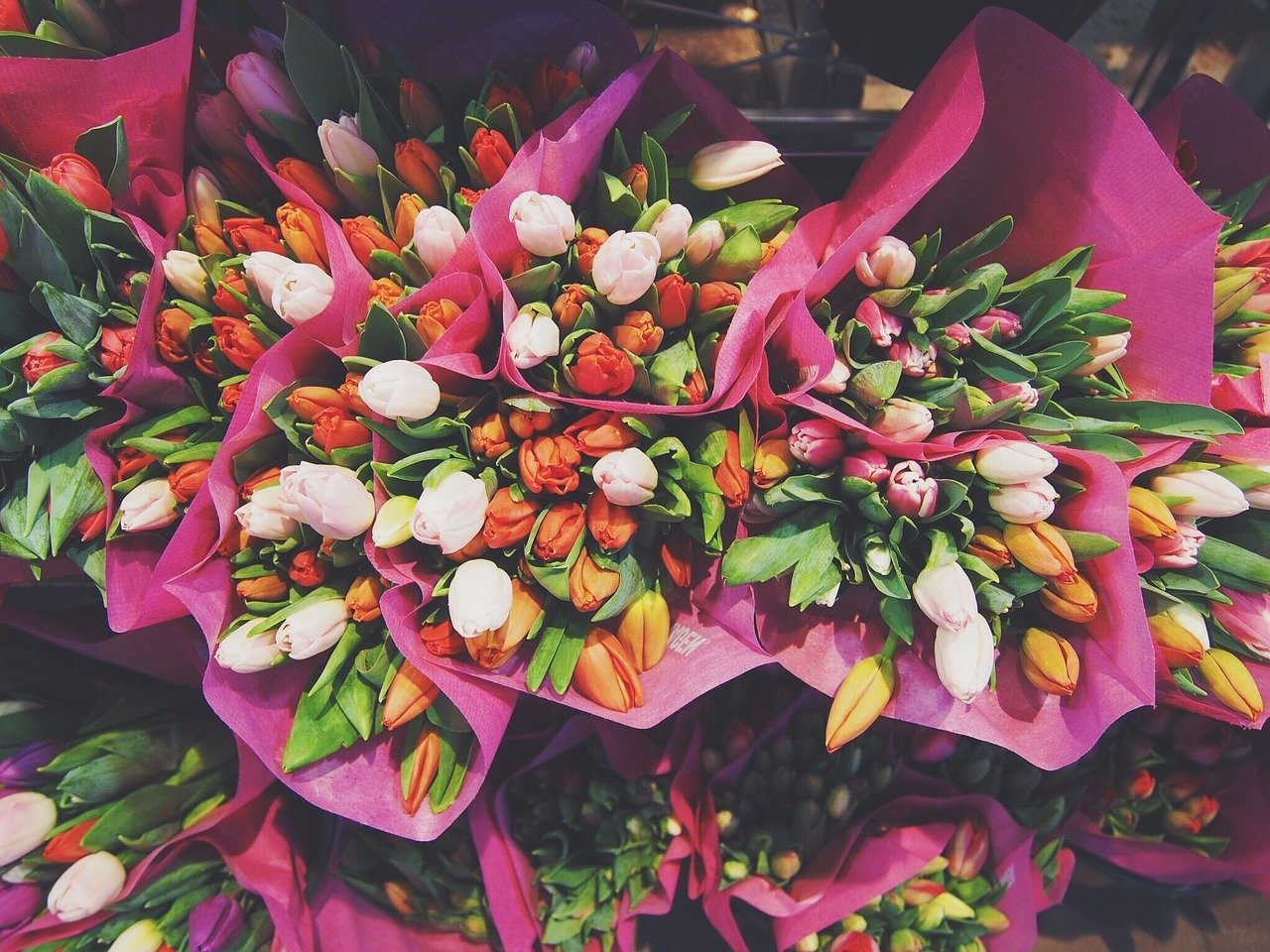 Florile de Mărțișor și de 8 Martie, un business de peste 20 de milioane de euro