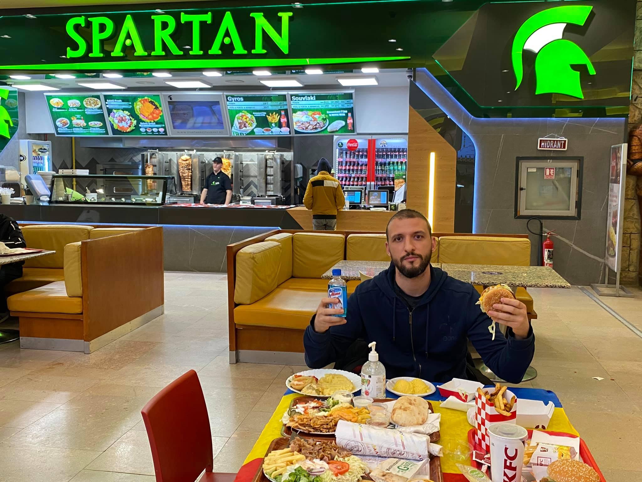 Ștefan Mandachi, Spartan: Eu nu voi plăti chirie în perioada stării de urgență, cu riscul de a ajunge în instanță