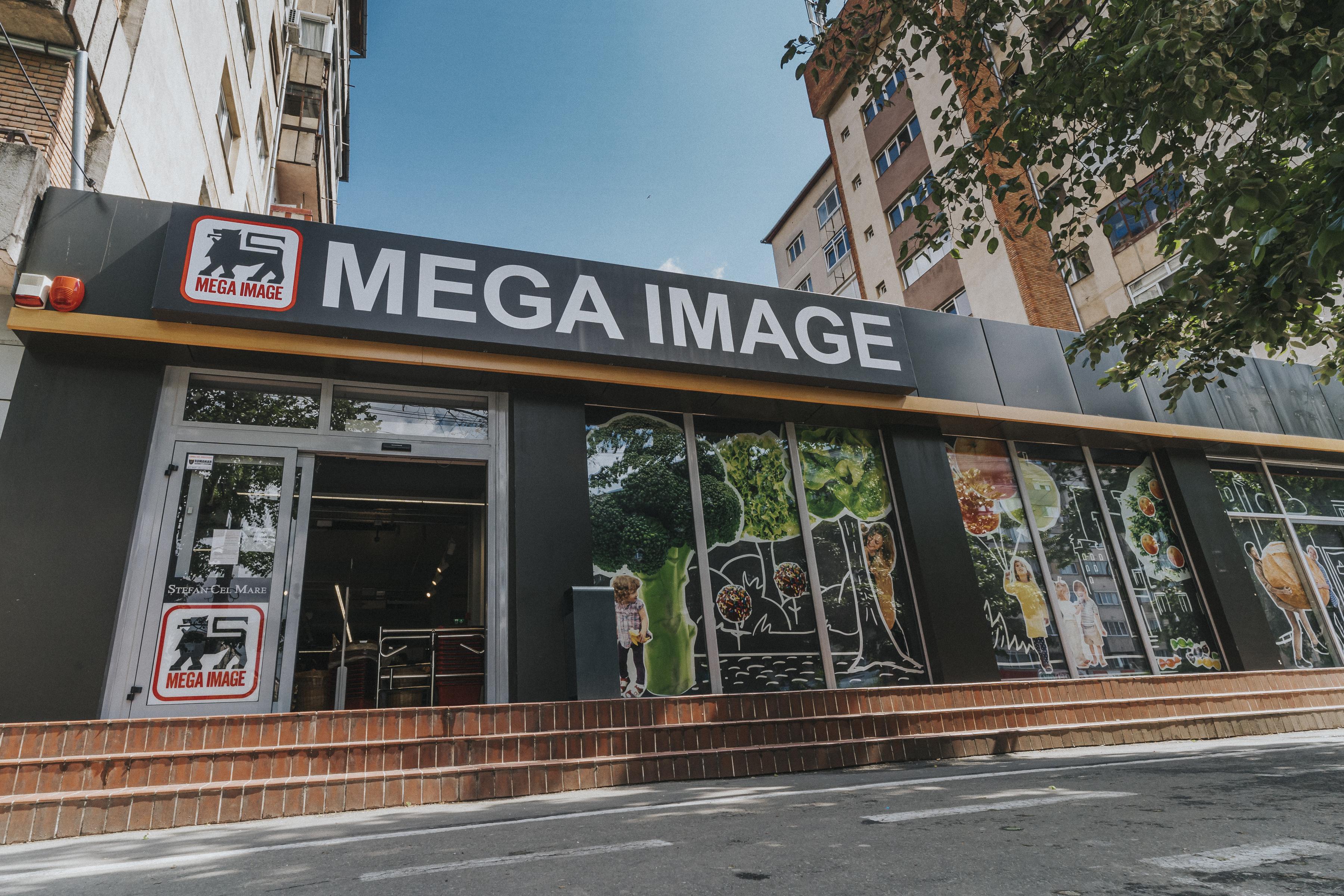 Mega Image deschide primul magazin din Oradeași are îl plan să mai deschidă două unități anul acesta