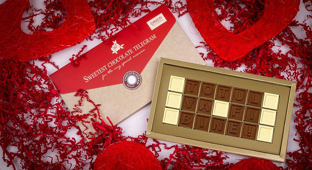 """""""Mesaje dulci"""" pentru angajații care lucrează remote, soluția găsită de un brand de ciocolată belgiană pentru a trece peste criza cauzată de COVID-19"""