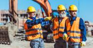 INS: Volumul lucrărilor de construcţii, în urcare cu aproape 33%, în primele trei luni