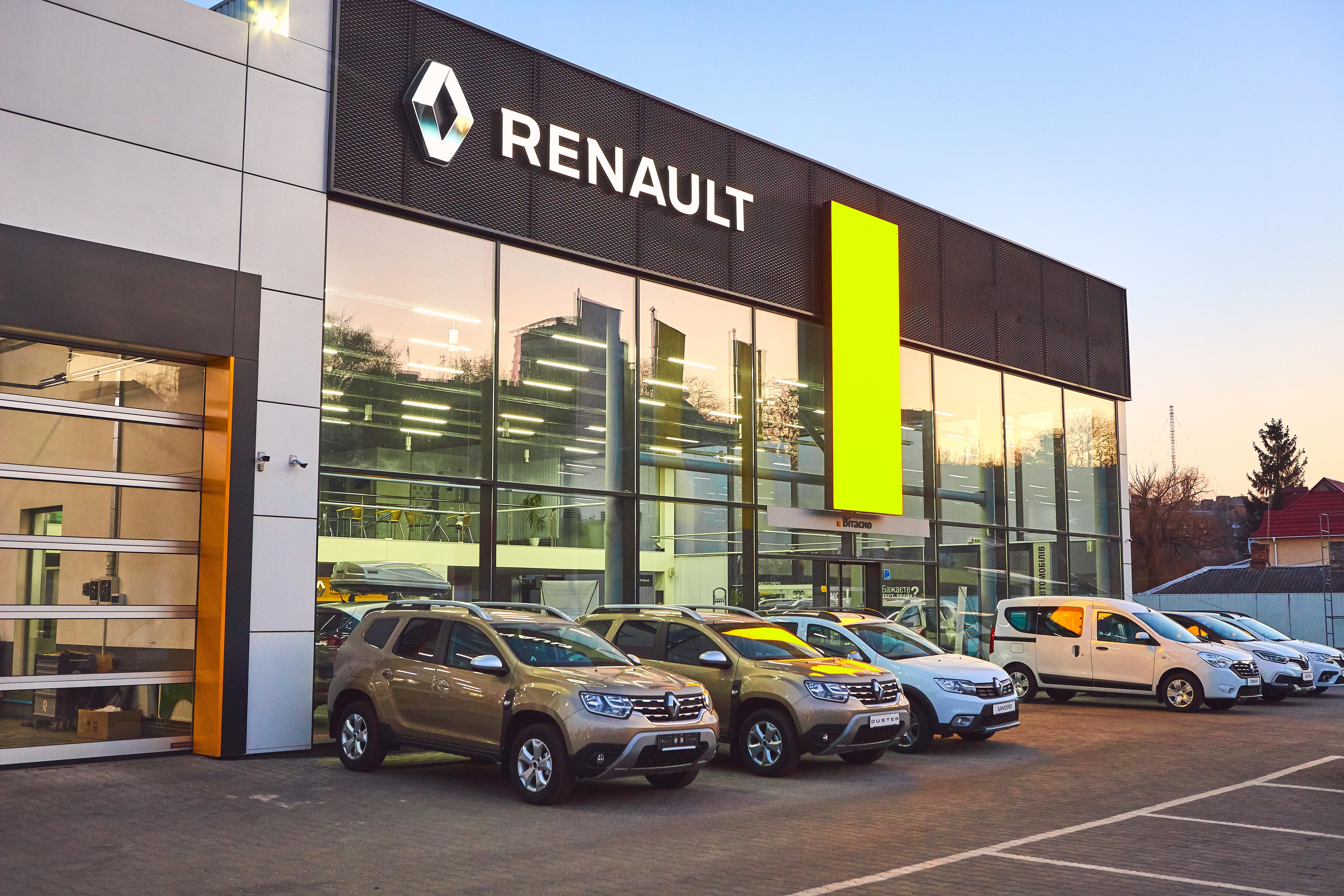 Guvernul francez cere Renault să nu îşi mai dezvolte capacitatea de producţie peste hotare