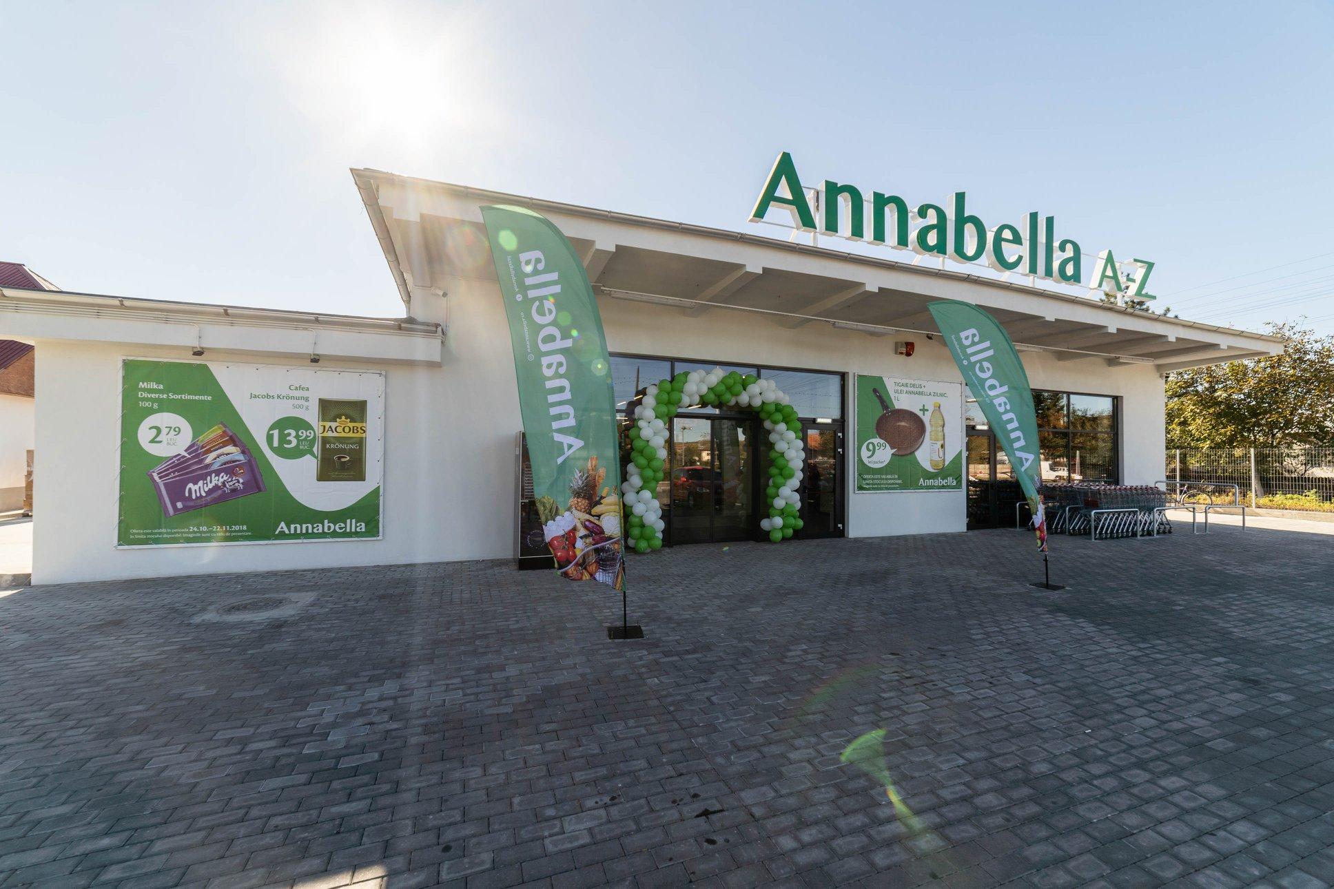 Rețeaua româneasca Annabella deschide cel puțin 3 magazine până la finalul anului și caută să angajeze personal