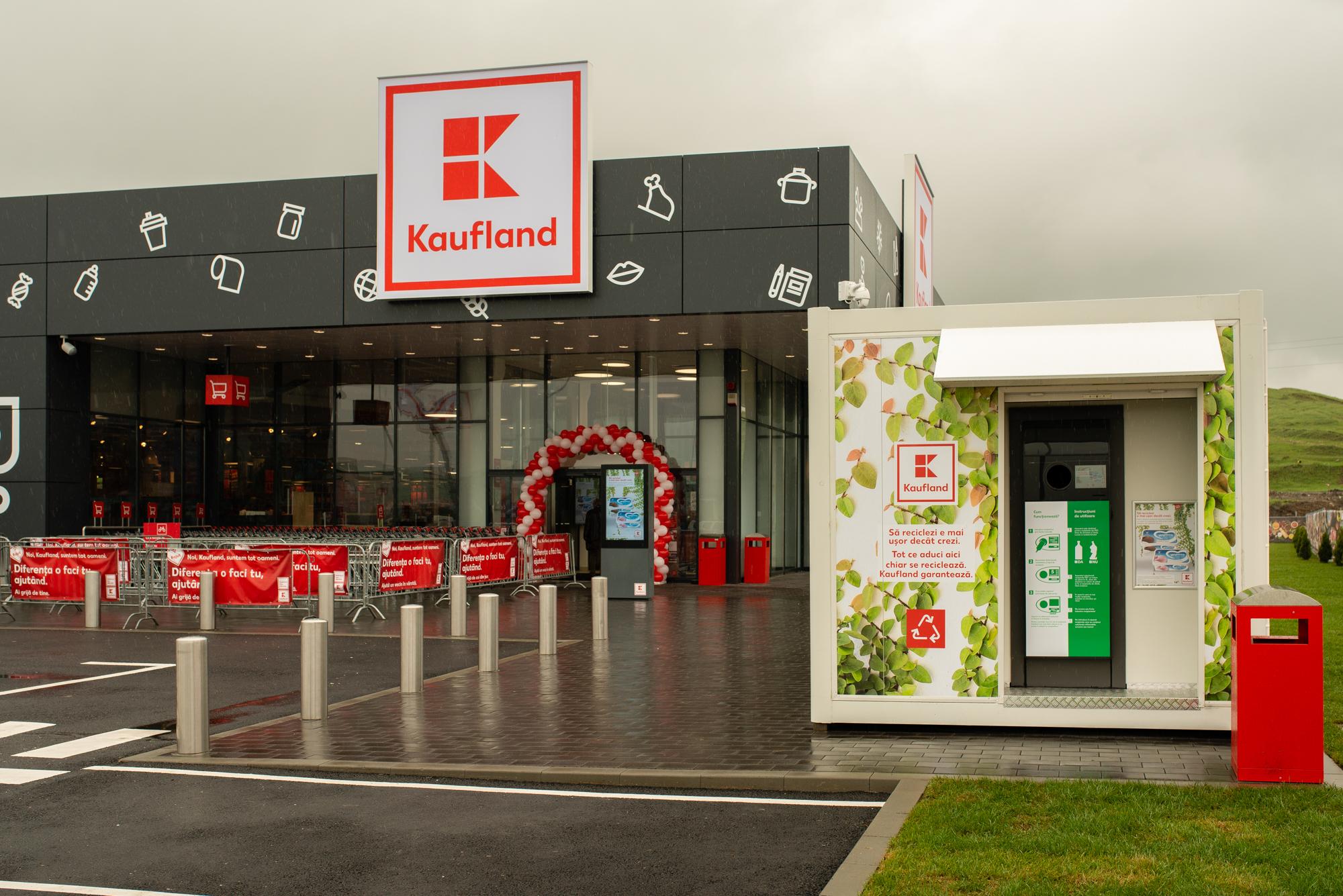 Pandemia nu a schimbat planurile Kaufland: alte 9 magazine vor fi deschise până în februarie 2021, după afaceri de 11 miliarde lei în 2019