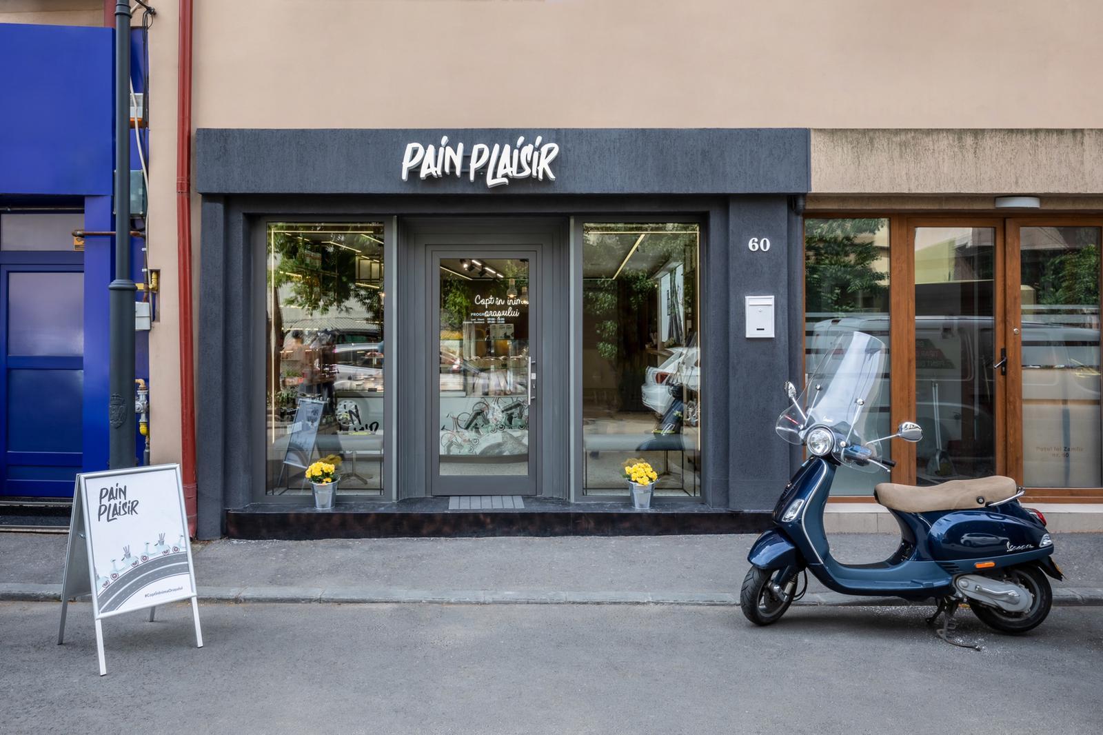 Pain Plaisir deschide noul magazin din București și se așteaptă la afaceri mai mari anul acesta