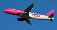 Reduceri semnificative pentru toate zborurile Wizz Air