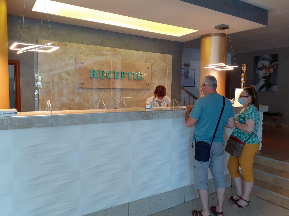 REPORTAJ   Ce măsuri de protecție găsesc turiștii în hotelurile din Mamaia