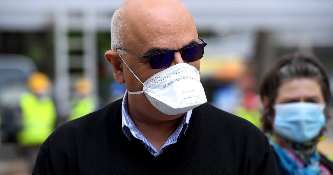 Arafat: Avem creștere continuă, s-au intensificat campaniile care spun că virusul nu există. Avem nevoie de o lege să putem lua măsuri